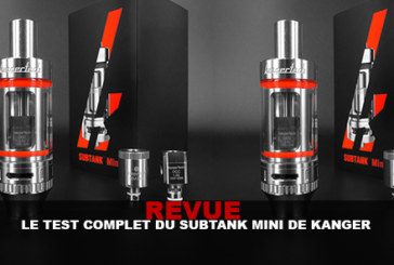 "REVIEW: THE COMPLETE TEST OF THE ""MINI SUBTANK"""