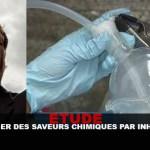 STUDIO: il pericolo di sapori chimici per inalazione!