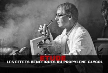 מחקר: ההשפעות החיוביות של פרופילן גליקול