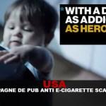 США: скандальная рекламная кампания по борьбе с eig!