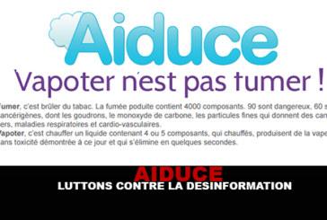 AIDUCE: Lasst uns gegen Fehlinformationen kämpfen!