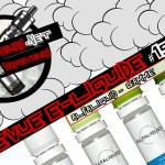 E-Liquid Review #159 - ALFALIQUID - RANGE (FR)