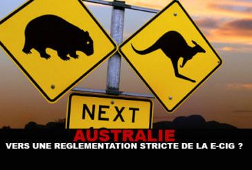 AUSTRALIE : Vers une réglementation stricte de la e-cigarette ?