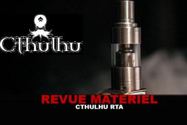 REVUE MATERIEL : Le test complet du Cthulhu RTA