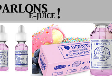 PARLONS E-JUICE : « I love Donuts » – Mad Hatter