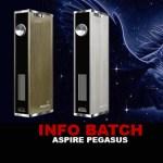 INFO BATCH : Mod Pegasus (Aspire)