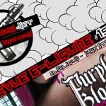 Revisione E-Liquid #157 - ALFALIQUID - SANGUE VIOLA / ROQUET GHIACCIO