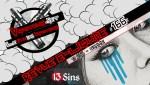 Αναθεώρηση ηλεκτρονικού υγρού #166 - 13 SINS - RANGE (UK)