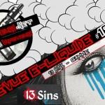E- נוזלי סקירה #166 - 13 חטאים - טווח (בריטניה)