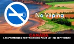 קנדה: ההגבלות הראשונות עבור ספטמבר 1er.