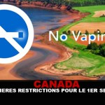 CANADA: The first restrictions for the September 1er.