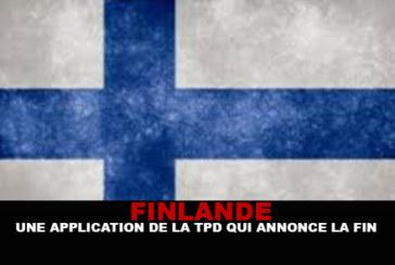 FINLANDIA: un'applicazione TPD che annuncia la fine!