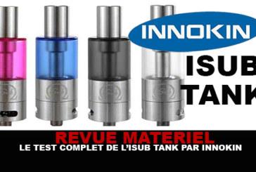 סקירה: המבחן המלא של איזוב טנק (Innokin)
