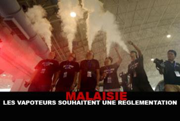 MALAISIE : Les vapoteurs souhaitent une réglementation !