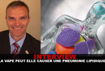 INTERVISTA: Vape può causare polmonite lipidica?