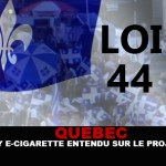 QUEBEC: הלובי דואר אלקטרוני שמעו על הצעת החוק!