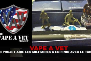 VAPE וטרינר: פרויקט מסייע לחיילים לסיים טבק!