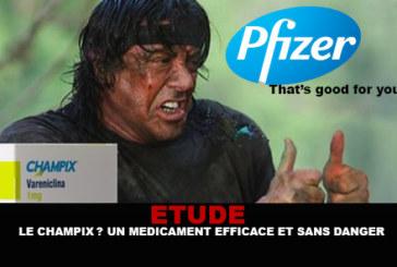 STUDY: Champix? תרופה יעילה ובטוחה!