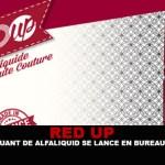RED-UP: De fabrikant van Alfaliquid start een tabakswinkel!