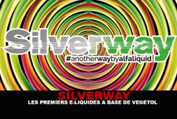 SILVERWAY: נוזלים אלקטרוניים הראשון מבוסס על Vegetol ®