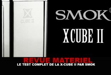 REVUE : Le test complet de la X-CUBE II (Smok)