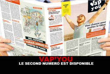 VAP'YOU: מספר 2th זמין!