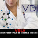 VDLV : Premier producteur de nicotine « Made in France »