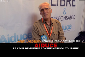 AIDUCE: המסיבות נגד Marisol Touraine!