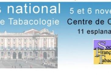 9me congresso della Società francese di Tabacologia