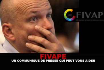 FIVAPE: A press release that can help you!