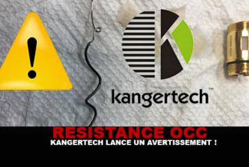 OCC התנגדות: Kangertech משיקה אזהרה!