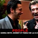 """PERSONE: Laurent Gerra imita Johnny - """"La sigaretta elettronica non è economica! """""""