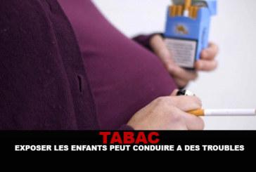 Tabac : exposer les enfants peut conduire à des troubles émotionnels !