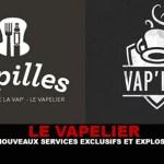 The VAPELIER: שירותים בלעדיים וחדשים!