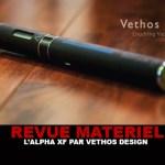 REVUE : Le test complet de l'alpha XF (Vethos Design)