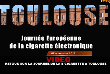 VIDEO: Back to the day of the e-cigarette (Toulouse)