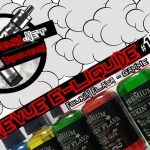 E-Liquid Review #184 - FCUKIN FLAVA - RANGE (MLY)