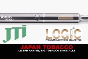 JAPAN TOBACCO : La TPD arrive, Big tobacco s'installe…
