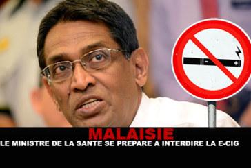 MALEISIË: Minister van Volksgezondheid bereidt zich voor op verbod op e-sigaret!