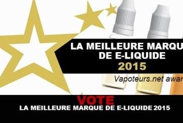投票:电子液体2015的最佳品牌!