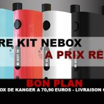 BON PLAN : Kit Nebox de Kanger à 70,90€ (Livraison gratuite)