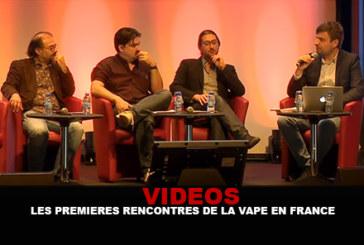 VIDEOS : Les premières rencontres de la vape en France !