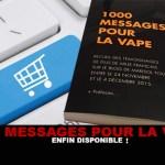 1000 הודעות עבור VAPE: סוף סוף זמין!