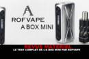 ОБЗОР: Полная проверка комплекта «A BOX MINI» от Rofvape