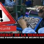DEBAT : Y'a t'il assez d'avertissements de sécurité sur les e-cigarettes ?