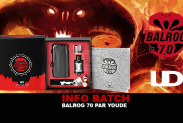 BATCH INFO: BALROG 70 by Youde (UD)