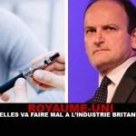 ROYAUME-UNI : Bruxelles va faire mal à l'industrie britannique.