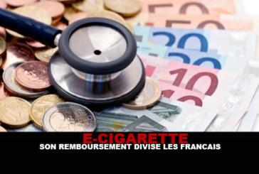 E-CIGARETTE : Son remboursement divise les français.