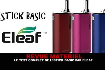 RECENSIONE: Il test completo dell'Istick Basic (Eleaf)