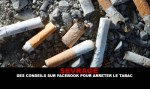 WEANING: Tips on facebook to stop smoking!